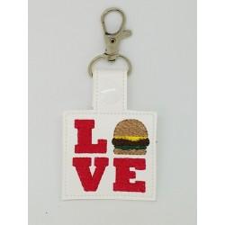 love cheeseburger