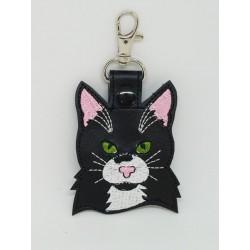 Cat Head - black