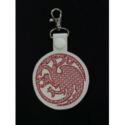GOT - House Targarian dragon